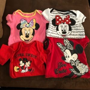 In good condition Mickey Mouse bodysuit